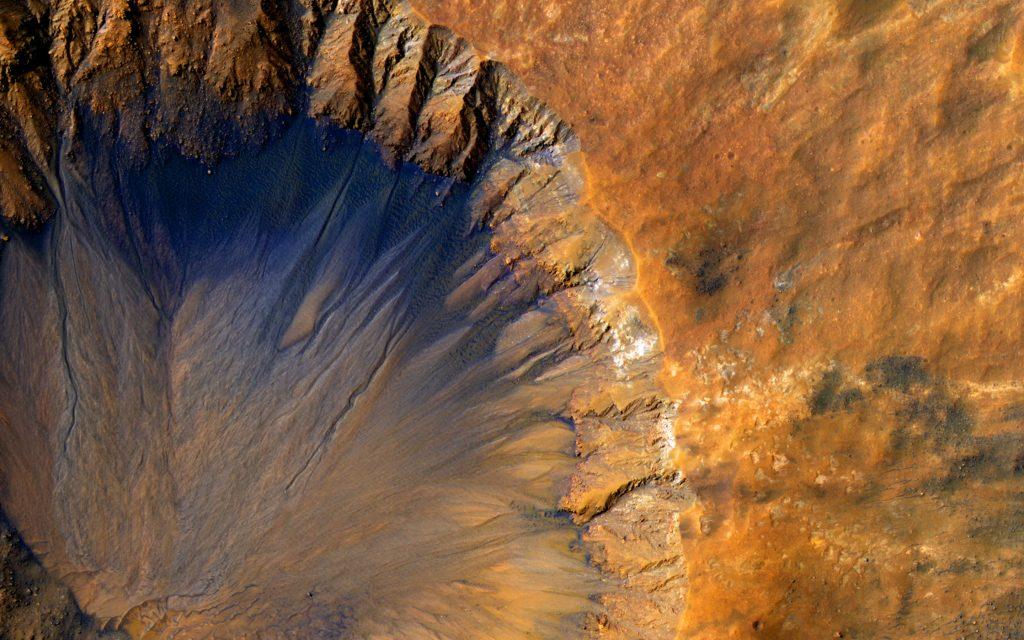 Contoh Citra Satelit NASA