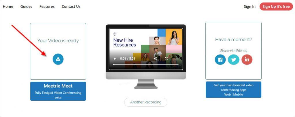 Download Screenapp Recording